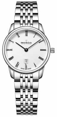 Dreyfuss Ladies Silver Bracelet DLB00146/01