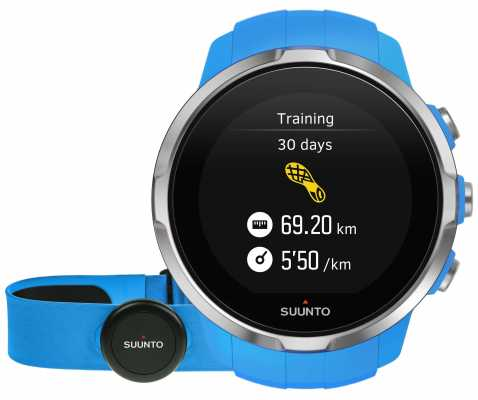 Suunto Spartan Sport Blue (HR) SS022652000