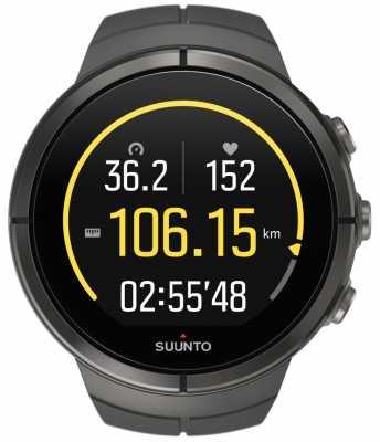 Suunto Spartan Ultra Stealth Titanium SS022657000