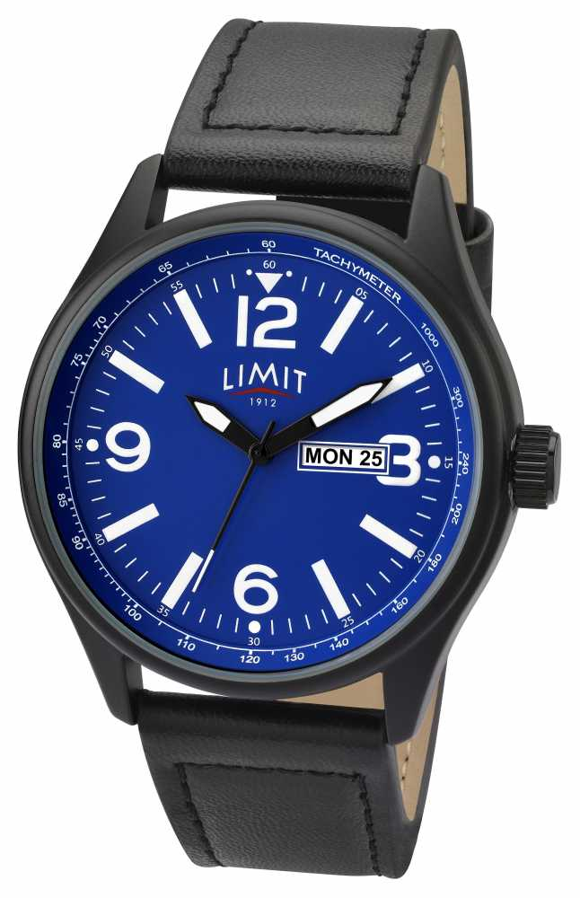 limit mens pilot black blue 5622 01