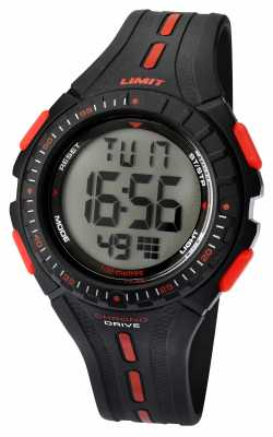 Limit Childrens Limit Racer Chronograph Alarm Watch 5391.56