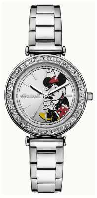 Ingersoll Womens Union The Disney Stainless Steel Silver Dial ID00305