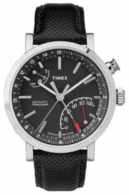 Timex Mens Metropolitan Chronograph Bluetooth Activity Tracker TW2P81700