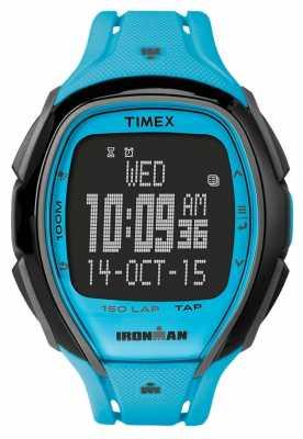 Timex Unisex Indiglo Iron Man Alarm Chronograph Blue TW5M00600