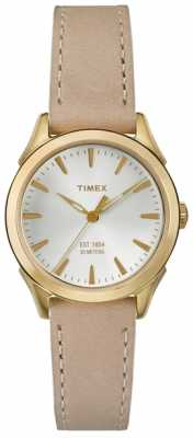 Timex Womans Chesapeake Leather Strap TW2P82000