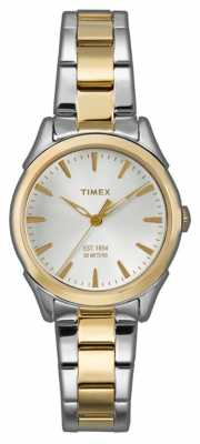 Timex Womans Chesapeake Two Tone Strap TW2P81900