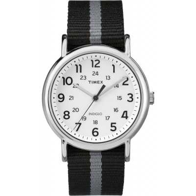Timex Weekender Black and Grey TW2P72200