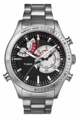 Timex Mens Intelligent Quartz Stainless Steel TW2P73000