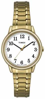Timex Womans Gold Tone Easy Reader TW2P78600