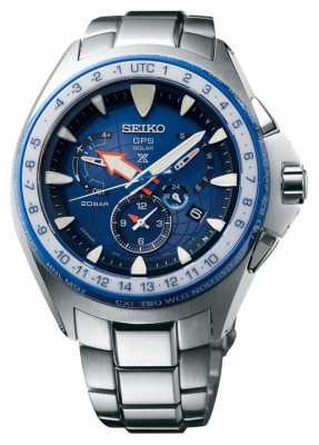 Seiko Limited Edition Astron GPS Prospex Marinemaster Solar SSF001J1