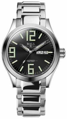 Ball Watch Company Mens Engineer II Genesis Automatic Stainless Steel NM2026C-S7-BK