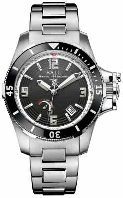 Ball Mens Limited Edition Engineer Hydrocarbon Hunley Automatic PM2096B-S1J-BK
