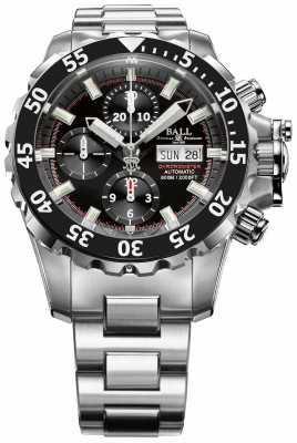 Ball Mens Engineer NEDU Hydrocarbon Automatic Chronometer DC3026A-SC-BK