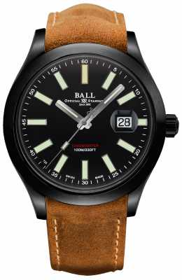 Ball Watch Company Engineer II Green Berets Automatic Titanium Carbide Case NM2028C-L4CJ-BK