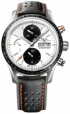 Ball Fireman Storm Chaser Pro Automatic Chronograph CM3090C-L1J-WH