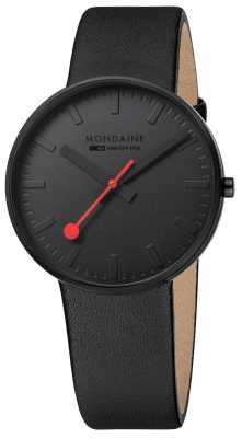 Mondaine Unisex Evo Giant Leather Strap A660.30328.64SBO