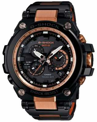 Casio Premium MTG Timepiece Core Guard Structure Triple G Resist MTG-S1000BD-5AER
