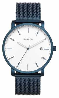 Skagen Mens Blue Mesh Skagen SKW6326