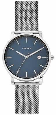 Skagen Mens Silver Mesh Skagen SKW6327