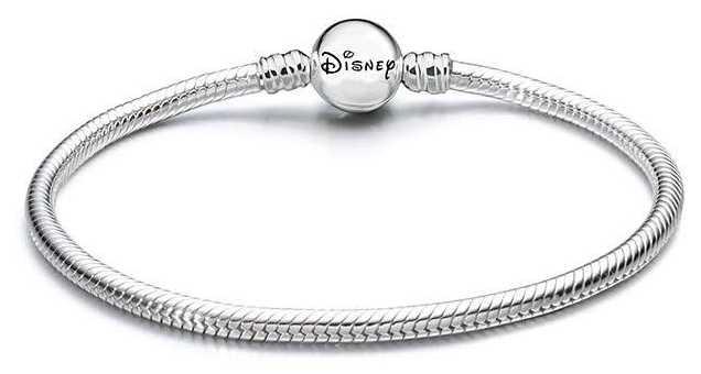 Chamilia Disney Snake Chn Brac S 1010-0172