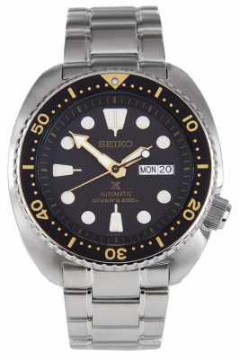 Seiko Mens Prospex Turtle Automatic Divers SRP775K1