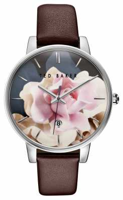 Ted Baker Womans Stainless Steel Case Rose Gold TE10030692