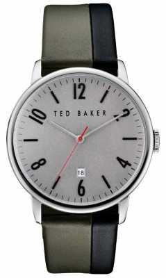 Ted Baker Mens Stainless Steel Case Grey TE10030757