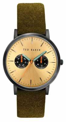 Ted Baker Mens Multi-function Black Case TE10030759