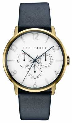 Ted Baker Mens Multi-function Dial Gold Case TE10030764