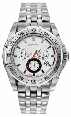 Roamer Mens R Power Chronograph 750837411570