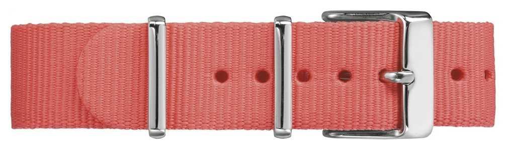 Timex Weekender Fairfield 18mm Coral Strap TW7C07500
