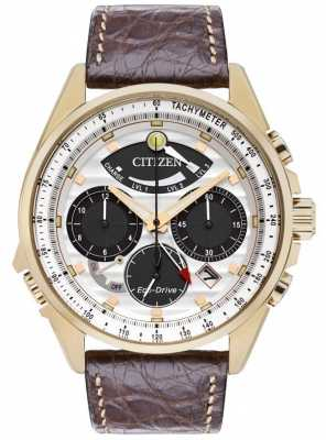 Citizen Mens Calibre 2100 Limited Edition Alarm Chronograph AV0068-08A