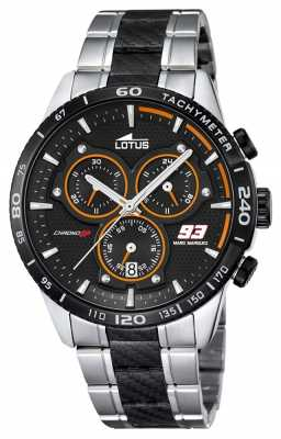 Lotus Mens Marc Marquez Chronograph Stainless Steel Bracelet L18258/2