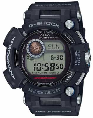 Casio G-Shock Frogman Divers Depth Meter GWF-D1000-1ER
