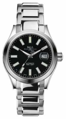 Ball Mens Engineer II Automatic Stainless Steel Black Dial NM2026C-S6-BK