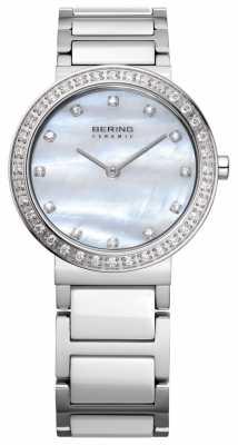 Bering Women Stainless steel silver 10729-704