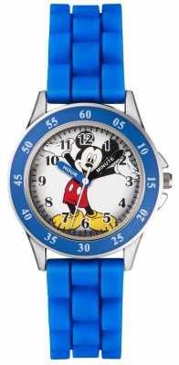 Disney Frozen Mickey Mouse Blue Rubber Strap MK1241