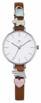 Radley Womens Time After Time Interchangeable Charm Tan Strap RY2379