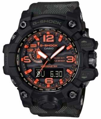 Casio Limited Edition G-Shock Maharishi MudMaster Collaboration GWG-1000MH-1AER