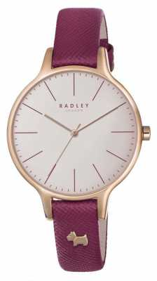Radley Wimbeldon Ruby Leather Strap RY2416