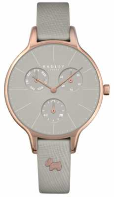 Radley Soho Granite Leather Strap Multi-Dial RY2390