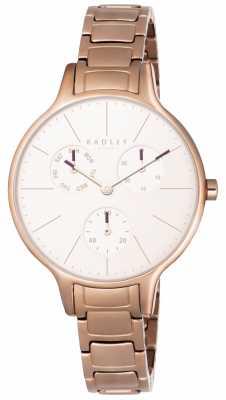 Radley Wimbledon Link Rose Gold Bracelet RY4262