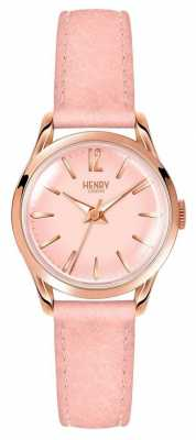 Henry London Womens Pink Shoreditch HL25-S-0170