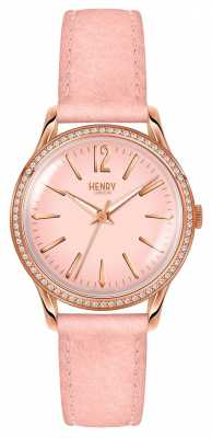 Henry London Womens Shoreditch Pink Set HL34-SS-0202