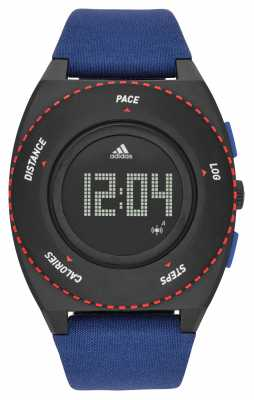 adidas Performance Mens Digital Blue Canvas Strap ADP3274