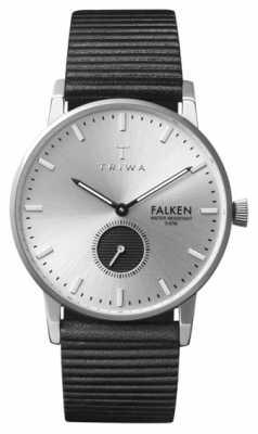 Triwa Mens Charles Falken Classic Black FAST106-WC010112