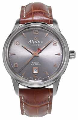 Alpina Mens Alpiner Automatic 3 AL-525VG4E6