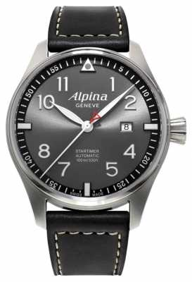 Alpina Mens Startimer Pilot Automatic AL-525GB4S6