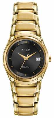 Citizen Ladies  PVD Gold Plated EW1942-51E
