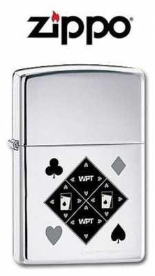 Zippo World Poker Tour ZIPPO-20986